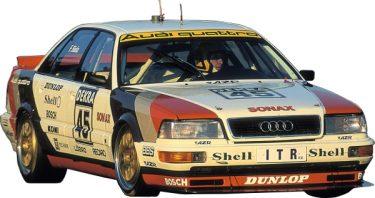 Frank Biela, 1992 DTM