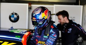 Andrew Jordan happy with BMW pace amid frustrating weekend