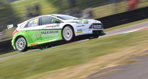 Stewart Lines aiming for maiden Maximum podium push at Oulton
