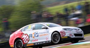 Daniel Lloyd parts company with works MG outfit after four rounds