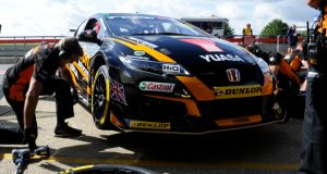 Matt Neal reinstated in fourth after qualifying result amended