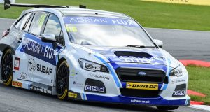 Ash Sutton doubles up with unchallenged Snetterton race two win