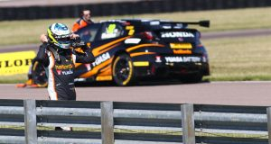 Gordon Shedden admits title fight is 'not looking rosy'