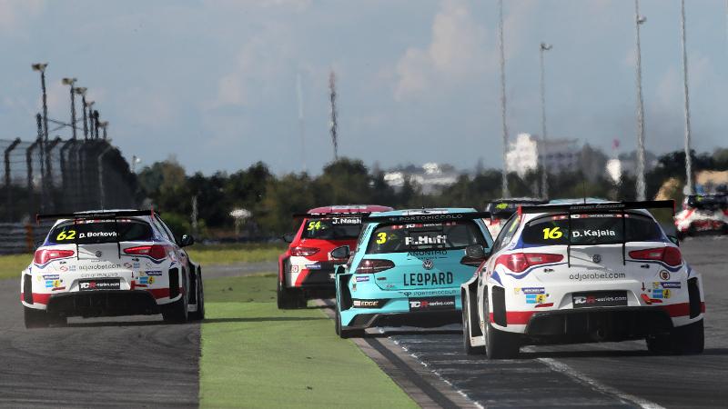 TCR touring car racing