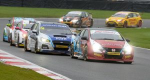 Jack Goff: Recovery drive in race one saved the weekend