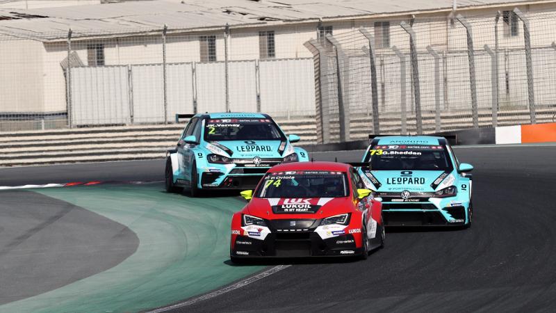 TCR Dubai