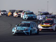 TCR racing
