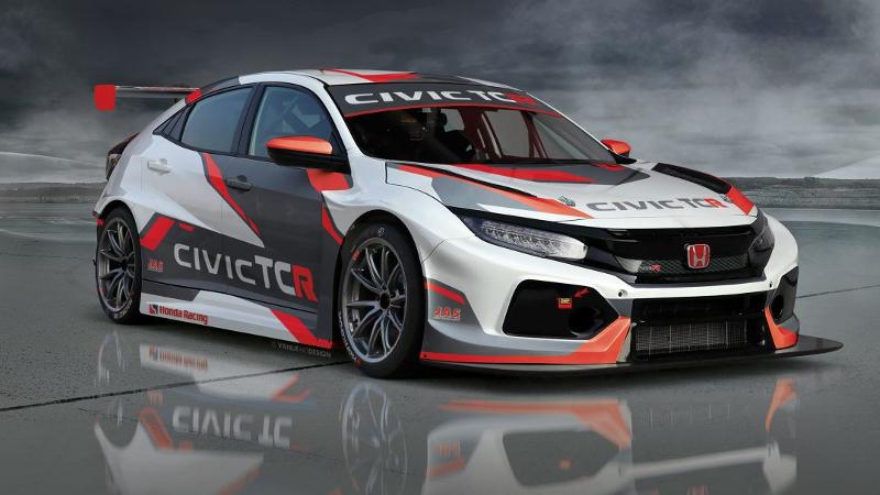 Honda Racing WTCR