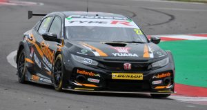 Dan Cammish has 'high aspirations' for Brands BTCC début