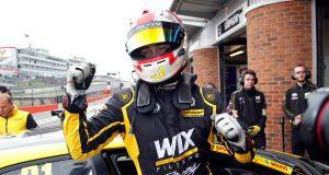 Jack Goff claims pole position for BTCC season opener at Brands Hatch
