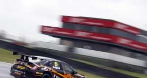 Dan Cammish 'still learning' about new Honda Civic as he tops FP1 at Donington Park