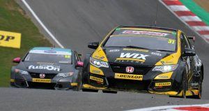 Jack Goff heads Eurotech 1-2 in second Brands practice