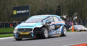 Aiden Moffat confident of 'positive results' after disappointing Brands Hatch