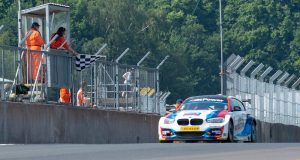Colin Turkington praises 'incredible' team after claiming first 2018 win