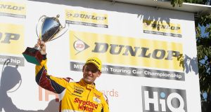 Tom Chilton feared late drama en route to race three podium