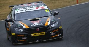 Dan Cammish and Team Dynamics quickest at in-season tyre test