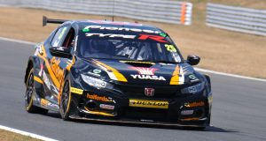 Matt Neal 'relieved' to secure front row start for 'diamond double'