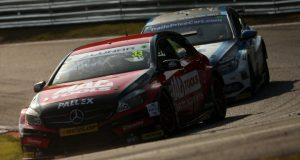 Adam Morgan claims maiden pole position at Rockingham