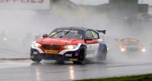 Stephen Jelley frustrated to be denied podium by Colin Turkington