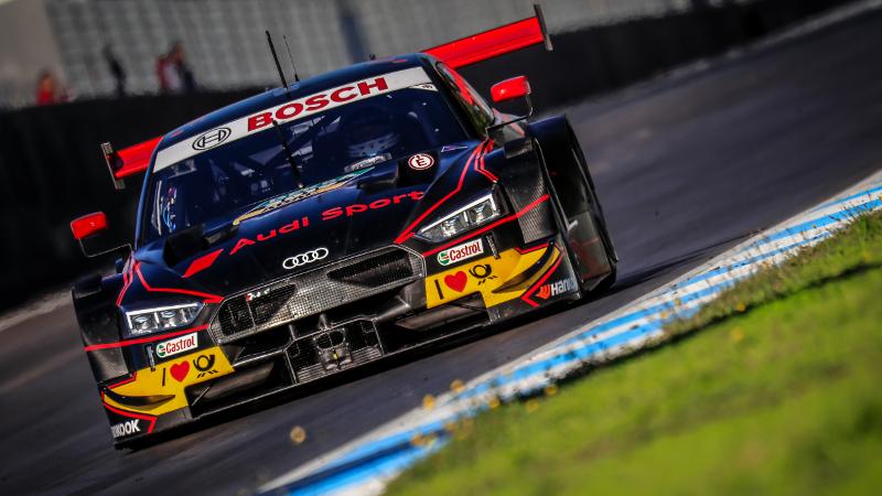 Audi RS 5 DTM 2019 (Test Car)