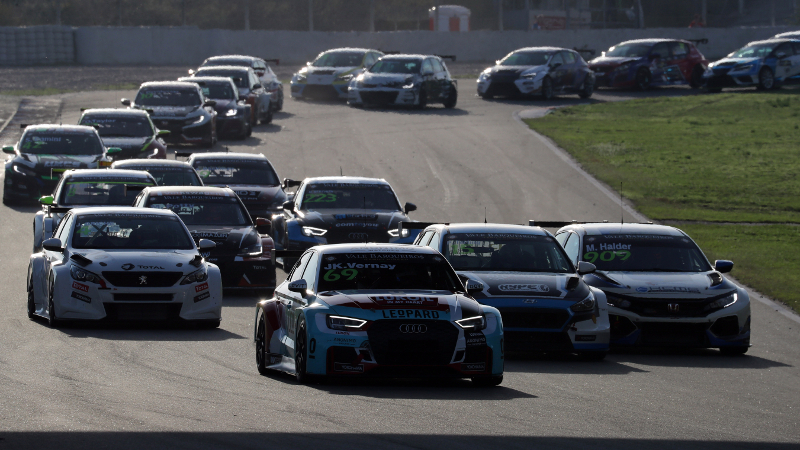 TCR Europe pack