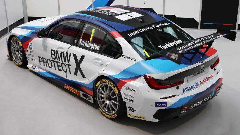 BTCC BMW 3 Series