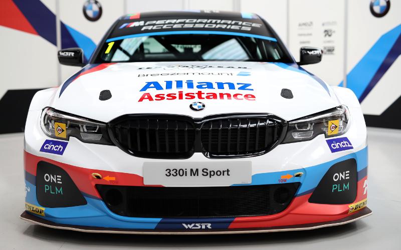 BTCC BMW 3 Series 2019