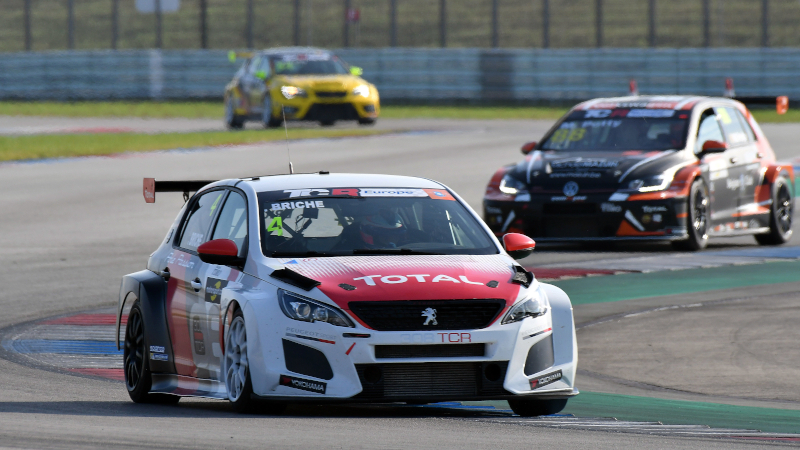JSB Compétition Peugeot 308 TCR