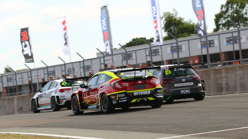 TCR UK race action