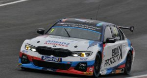 Colin Turkington says third in qualifying for new BMW a 'top result'
