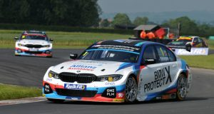 Colin Turkington predicting Oulton qualifying 'won't be easy' with ballast