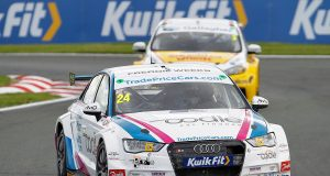Jake Hill takes maiden BTCC victory, may face penalty for contact with Matt Neal
