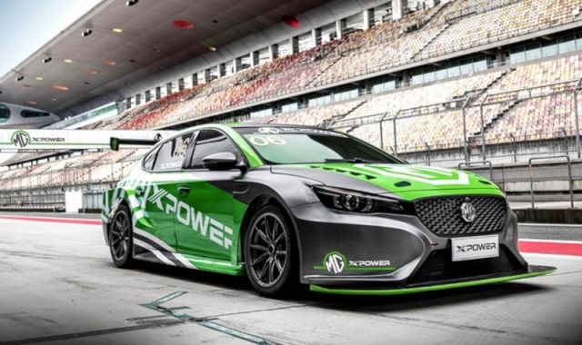 MG Xpower TCR