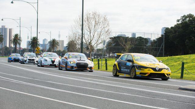 TCR Australia Albert Park
