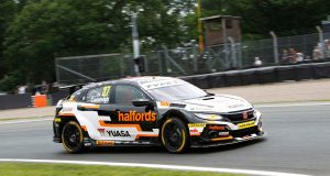 Dan Cammish sets the pace in opening Snetterton practice