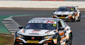 Dan Cammish left 'deflated' after red flag denied chance to outscore Colin Turkington