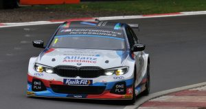 Colin Turkington secures crucial pole as Andrew Jordan crashes out of qualifying