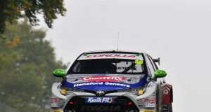Tom Ingram admits he is 'missing' challenging for realistic title contention