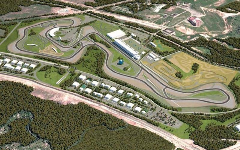 Igora Drive Circuit