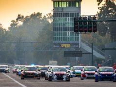 TCR Europe race start