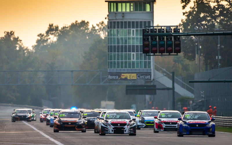 TCR Europe confirms 2020 calendar, adds round at Zolder