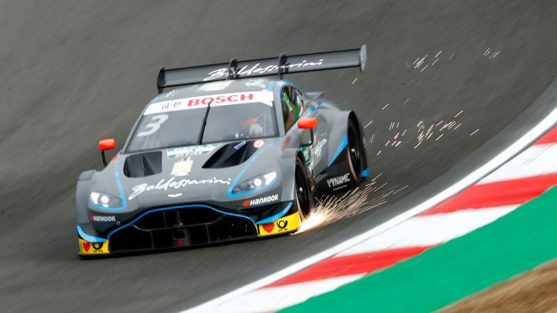 Paul di Resta, Aston Martin DTM