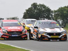Adam Morgan and Matt Neal