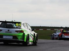 James Turkington CUPRA TCR