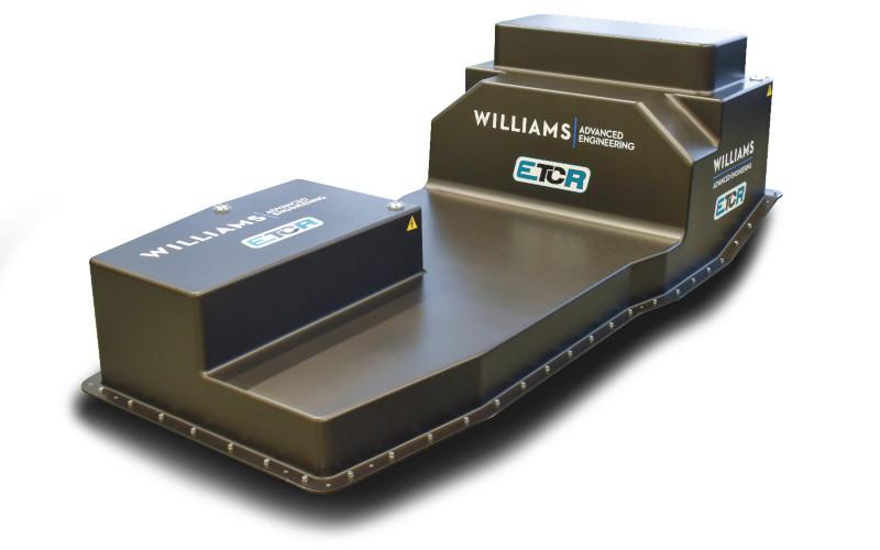 ETCR Battery