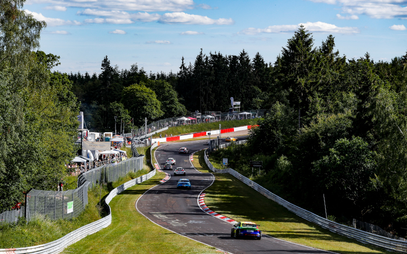 Nürburgring Nordscheleife WTCR