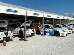 TCR Australia cars for TCR Asia Pacific Cup