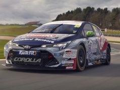 Tom Ingram Speedworks Motorsport Toyota Corolla