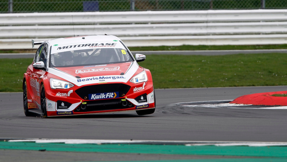 Rory Butcher, Motorbase Performance, Ford Focus ST