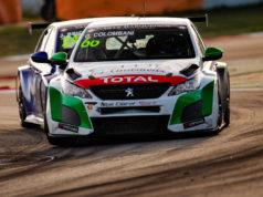 Gilles Colombani, Team Clairet Sport, Peugeot 308 TCR